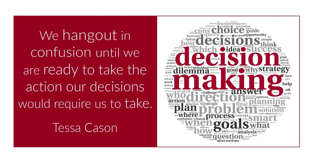 We Hangout in Confusion Until…by Tessa Cason