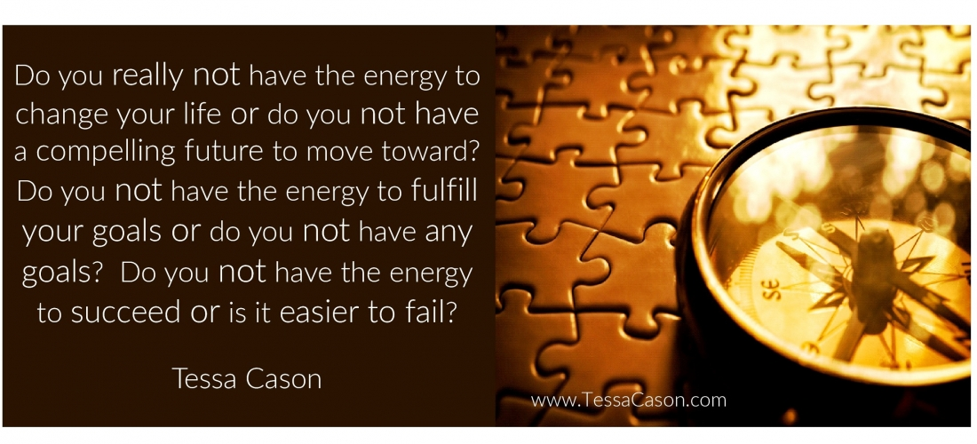 Question – Is It Easier to Succeed or Fail? by Tessa Cason