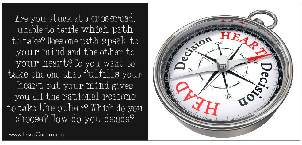 Are you stuck at a crossroad