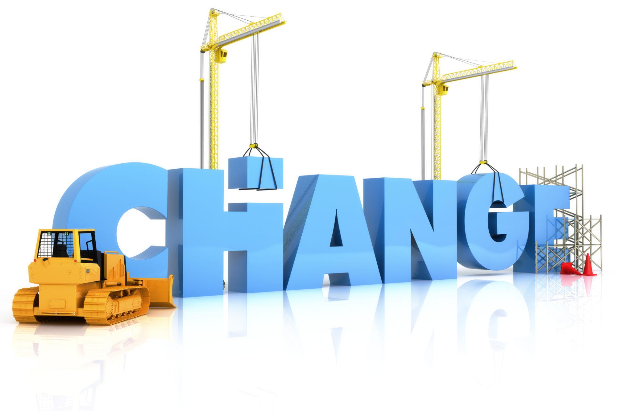 Change Building