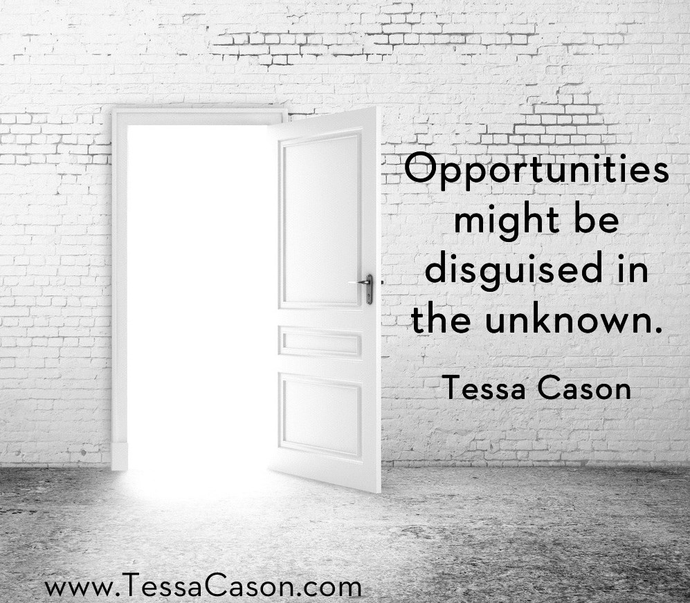 Opportunities disguise