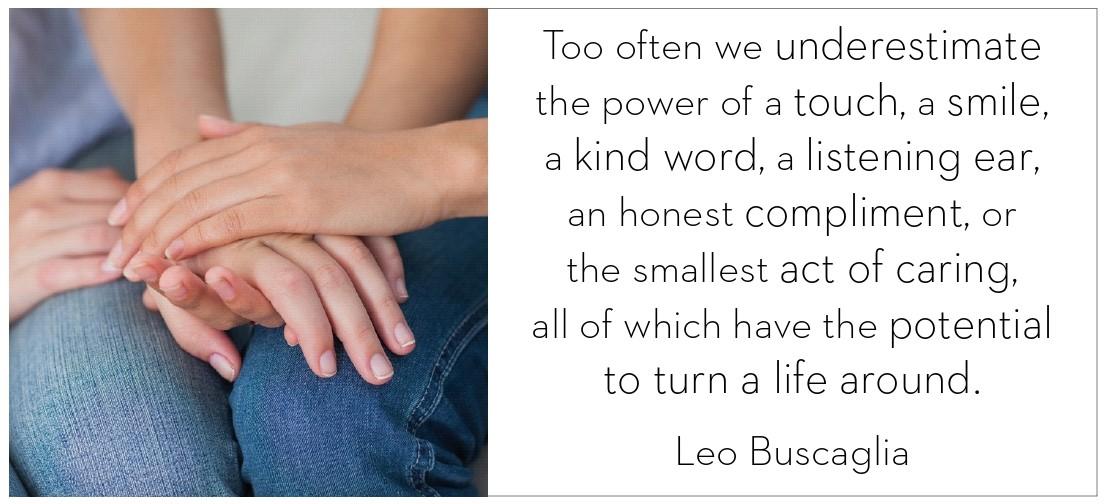 Too often we underestimate Quote