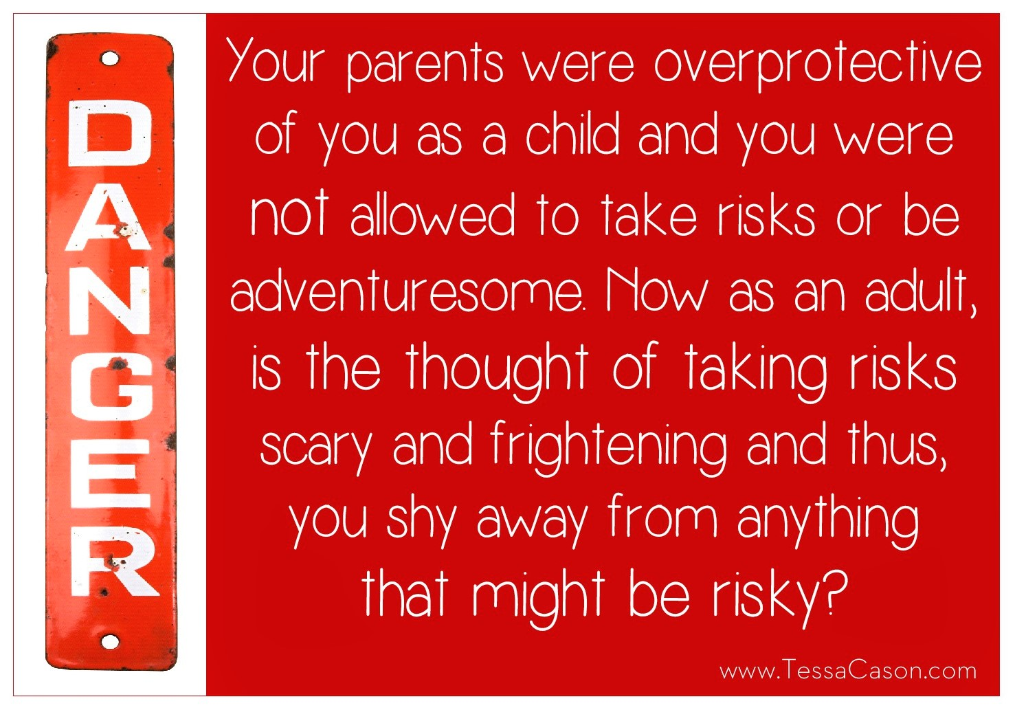 Your Parents were Overprotective Question