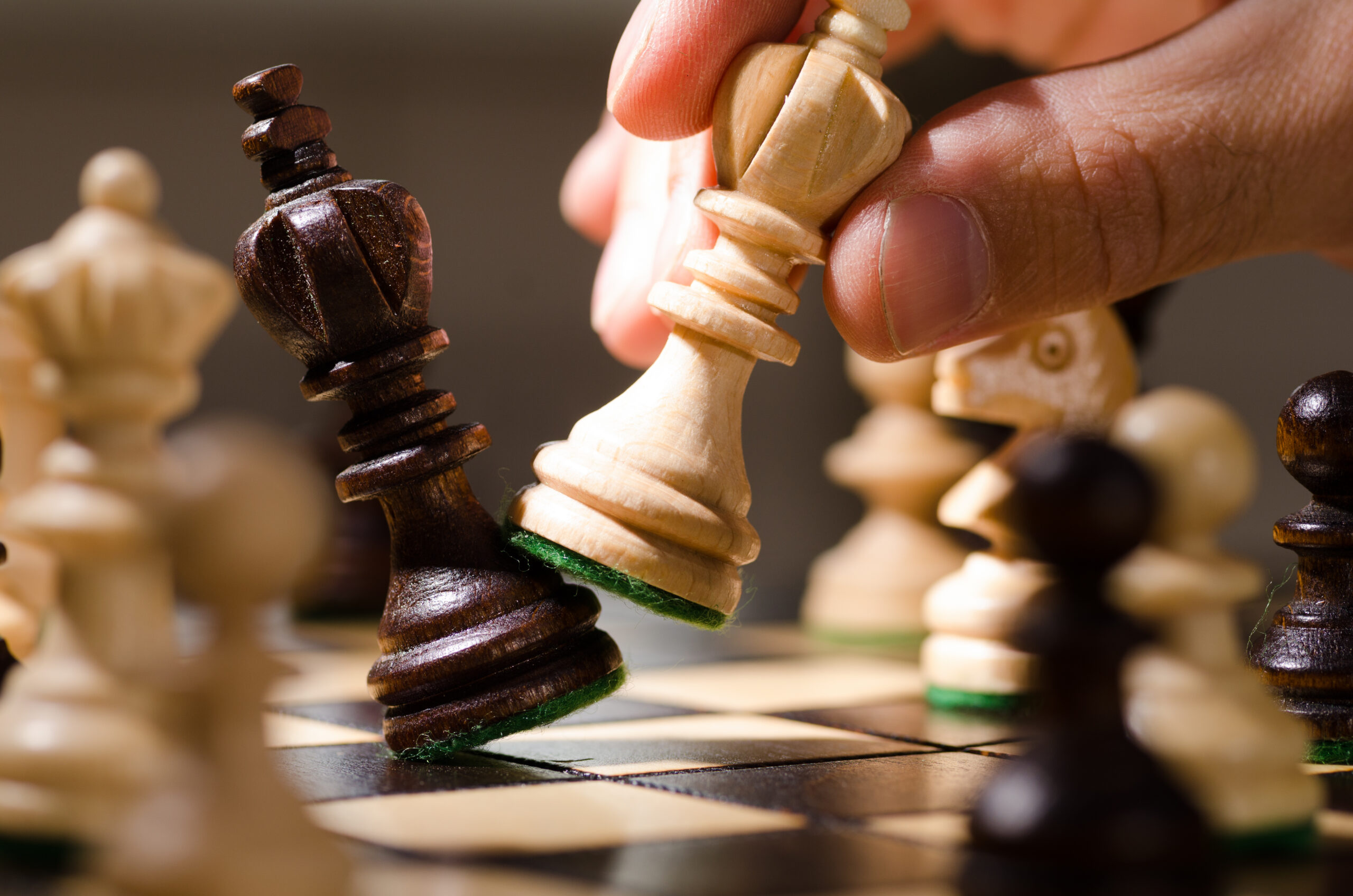 Chess - Conflict